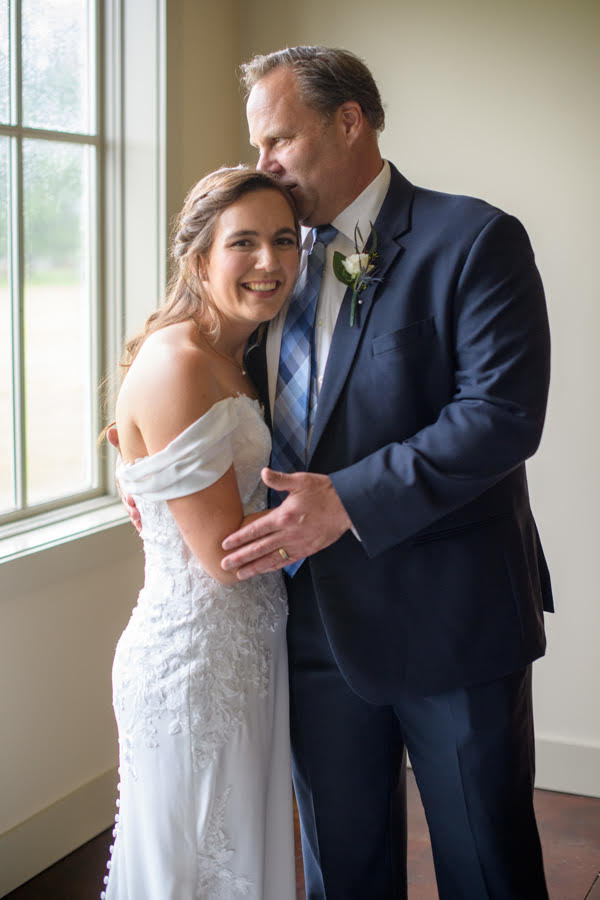 Rick, Father of the Bride